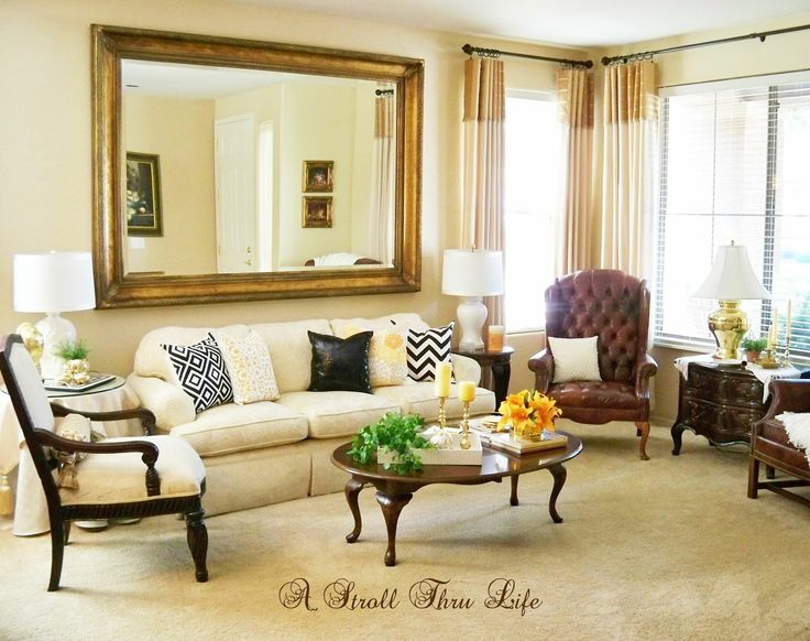 Update Traditional Decor With Trendy Accessories