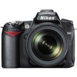 Nikon D90 12.3MP DX-Format CMOS Digital SLR Camera with 3.0-Inch LCD (Body Only) (Camera)By Nikon