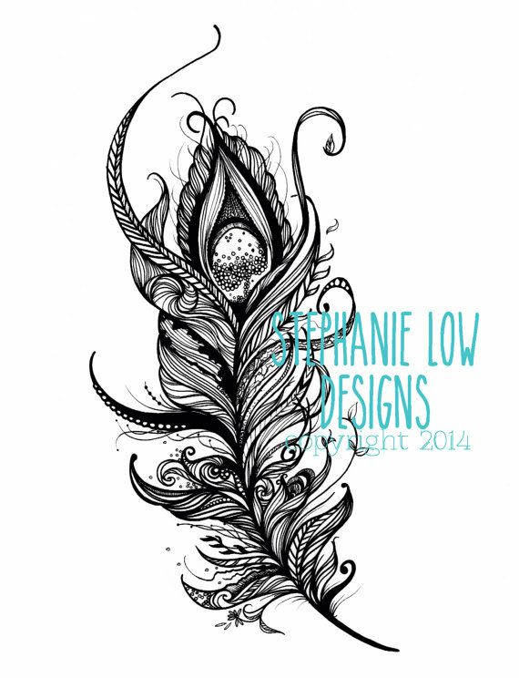 1000 ideas about peacock feather tattoo on pinterest feather tattoos tattoos and ink. Black Bedroom Furniture Sets. Home Design Ideas