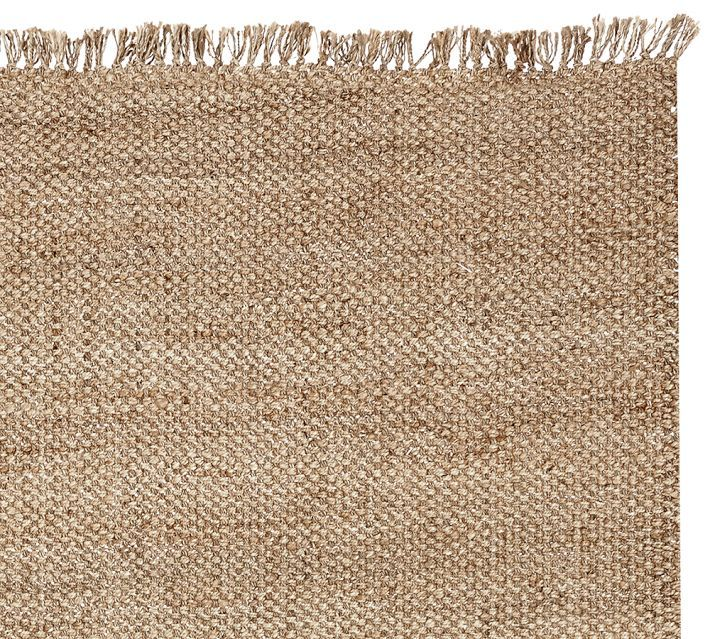 Ethan Jute Rug With Fringe Rugs That Rock Pinterest