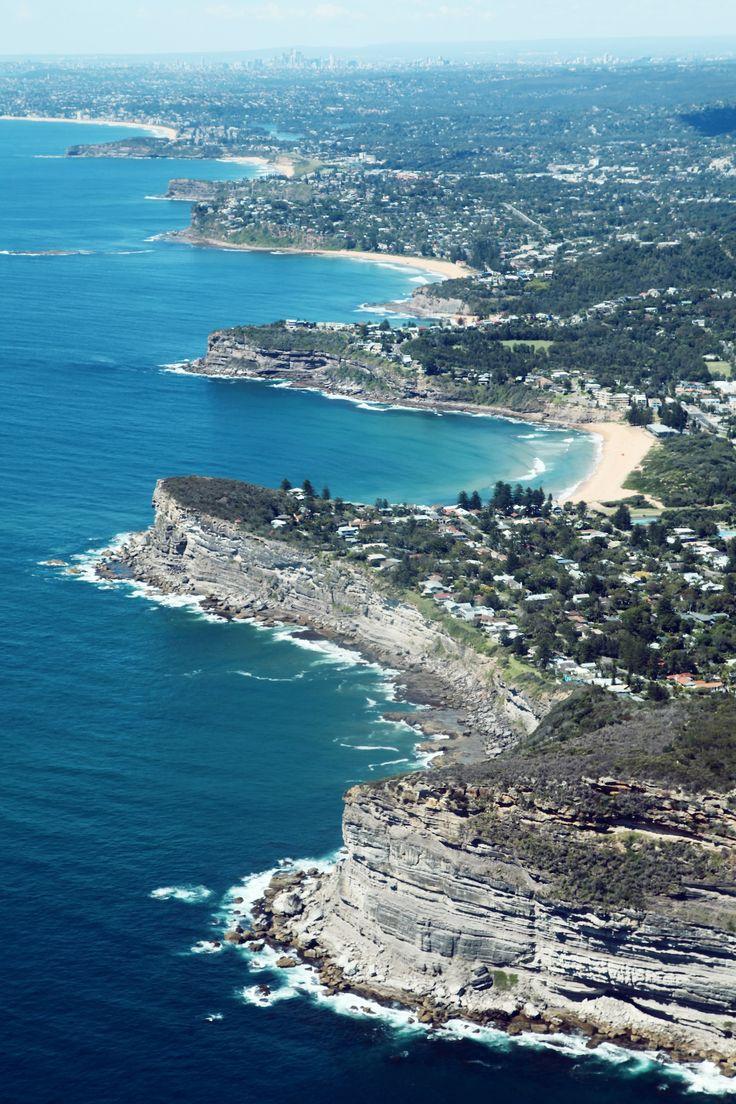 I love walking these beaches - Sydney, Australia