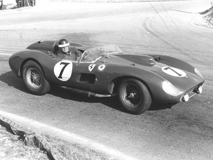 Mike Hawthorn / Luigi Musso   Ferrari 335 Sport   Ferrari   XXV Grand Prix  Du0027Endurance Les 24 Heures Du Mans   1957 F. World Sports Car Championship,  ...