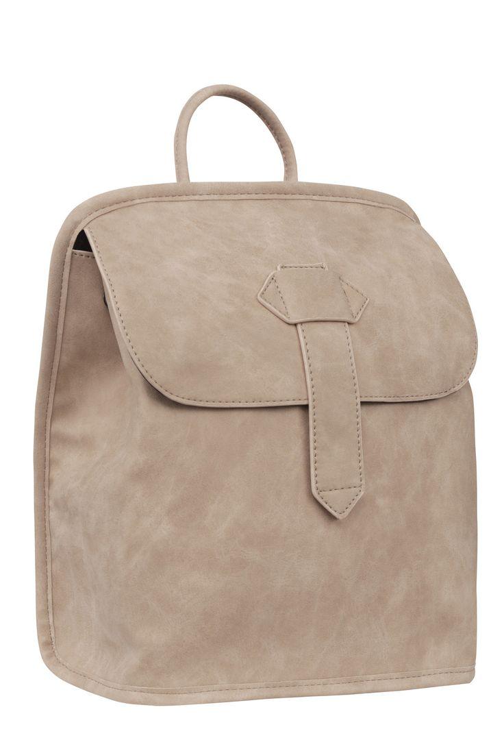 женский рюкзак BREVI сумки оптом TRENDY BAGS. Бок