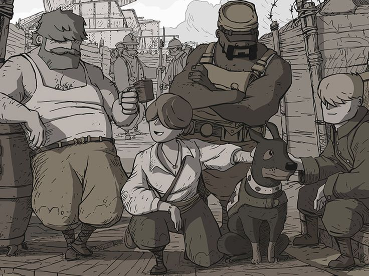 Valiant Hearts: The Great War is a great effort at storytelling ...
