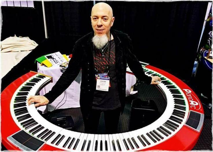 Jordan Rudess, Dream Theatre