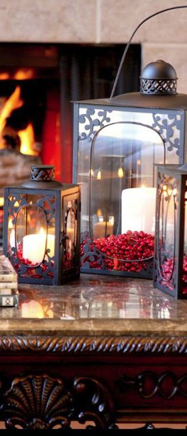 Christmas-lantern- ...♥♥...