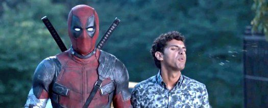 Deadpool 2 Movie Teaser Scene with Dopinder and Deadpool - DigitalEntertainmentReview.com
