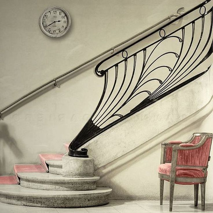22+ Stunning Modern Art Deco Staircase Designs For Your