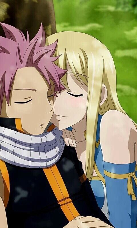 Lucy and Natsu|| Fairy Tail