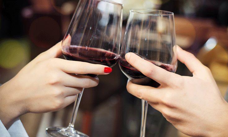 Dagelijks, maar met mate, is geen probleem! ❤️ wijn