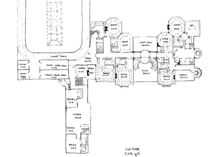 10 Ideas About Mansion Floor Plans On Pinterest