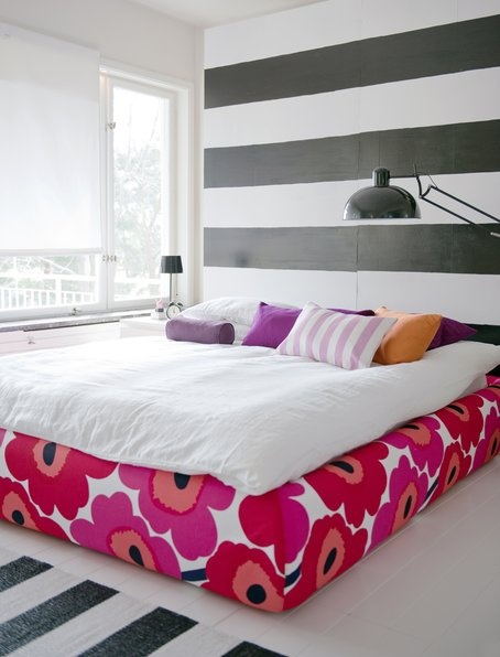 yes please, the more marimekko the better