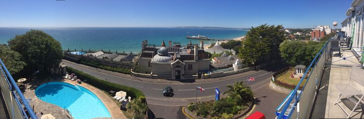 Marsham court hotel east cliff bournemouth dorset - Bournemouth hotels with swimming pools ...