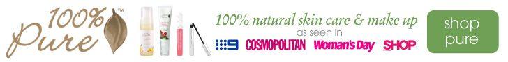 100 percent pure fruit pigmented cosmetics