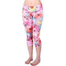 Yogaleggings-Wildflower, Anjali, Urban natives  light season yoga