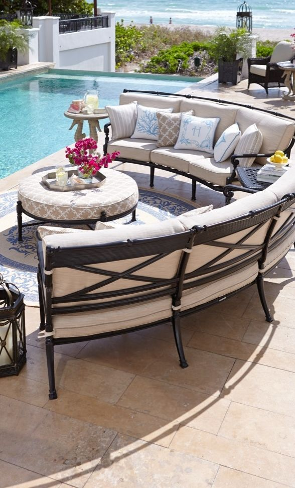 luxury outdoor furniture skyline design imagine. sea meets sky our inspired miami home brings refinement to the seashore itu0027s time luxury outdoor furniture skyline design imagine