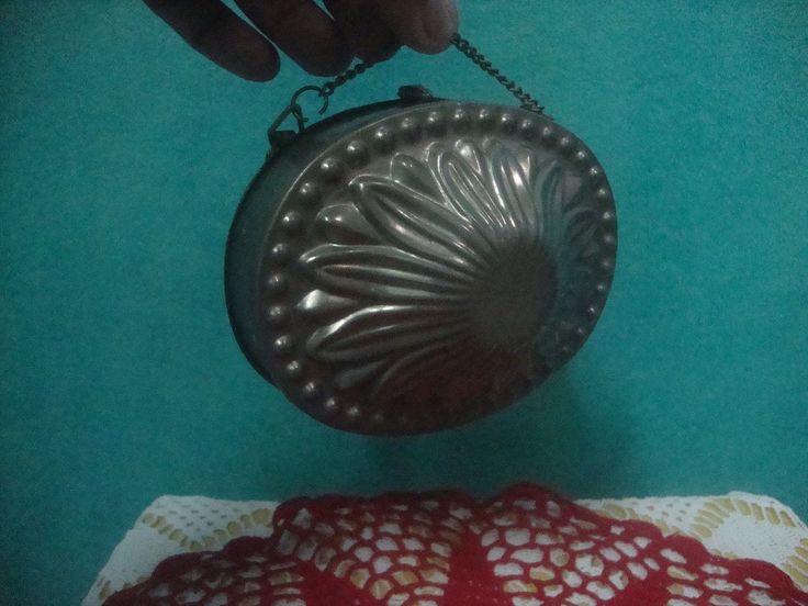 Antiguidade! Rara Maravilhosa Bolsa De Mão + - Anos 50/60 - R$ 40,00 no MercadoLivre