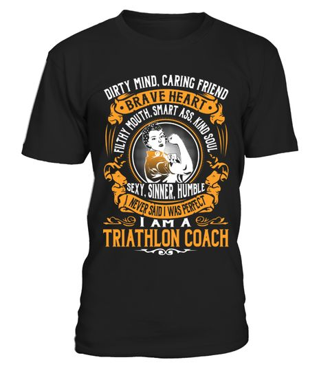 Triathlon Coach - Job Shirts