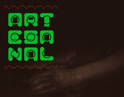 "Check out new work on my @Behance portfolio: ""Artesanal font"" http://be.net/gallery/34126893/Artesanal-font"