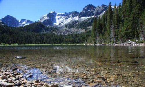Spanish Peaks near Bozeman Montana