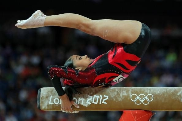 Ana Sofia Gomez Porras of Guatemala was 22nd overall.