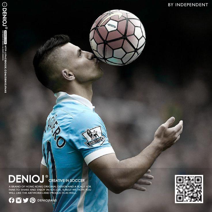 #denioj #soccer #agüero #mancity #premierleague #england