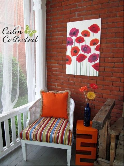 outdoor wall art for cheap, crafts, outdoor living, wall decor