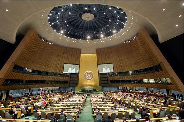 UN Plans Huge Agenda 21 Meeting this September   AMTV 2015®