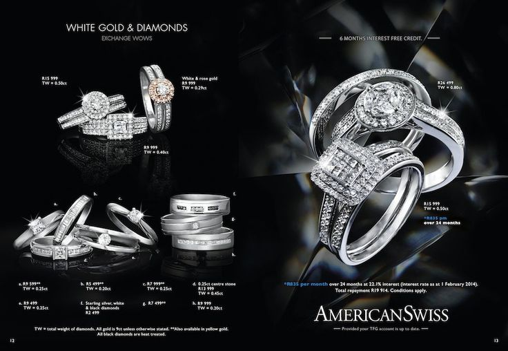 Winter Diamonds Catalogues American Swiss Things For