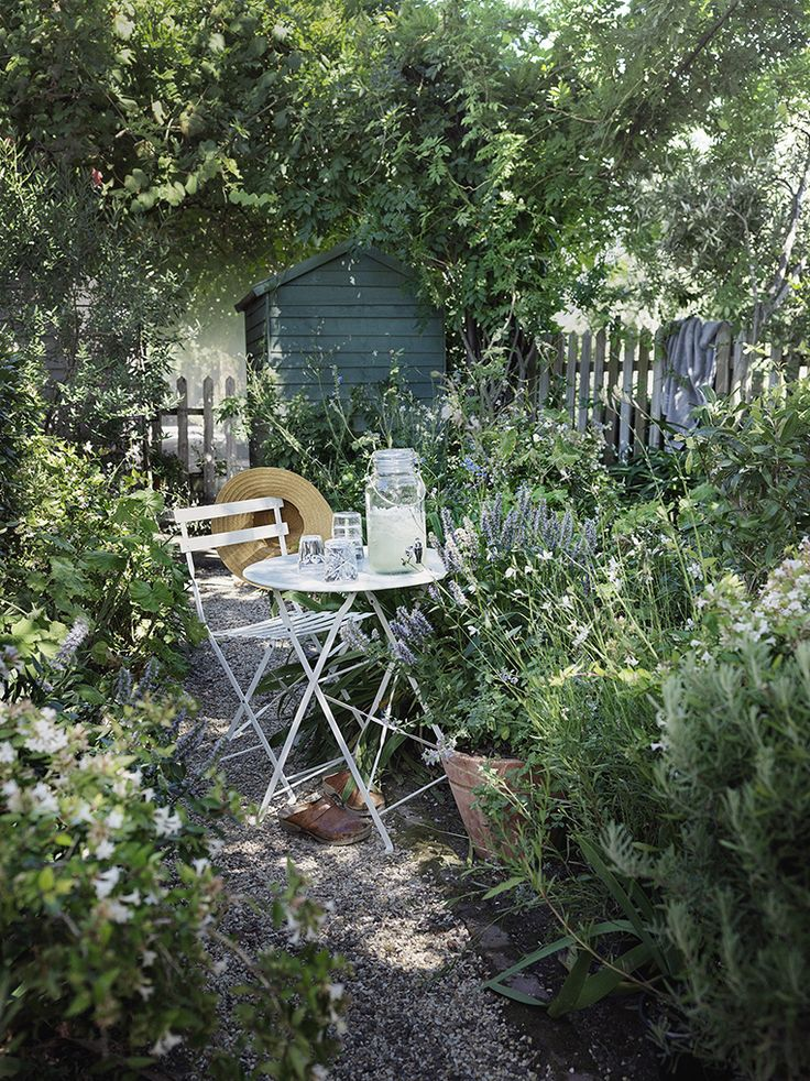 summer catalogue for Swedish Åhlens styled by Lo Bjurulf via Ollie & Sebs Haus http://www.uk-rattanfurniture.com/product/georgia-rattan-garden-furniture-vase-stacking-set-2-chairs-table-patio-conservatory/