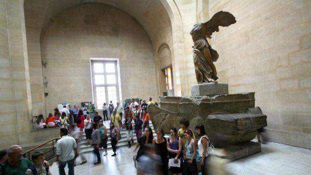 Nike di Samotracia, il Louvre lancia un appello per finanziare il restauro