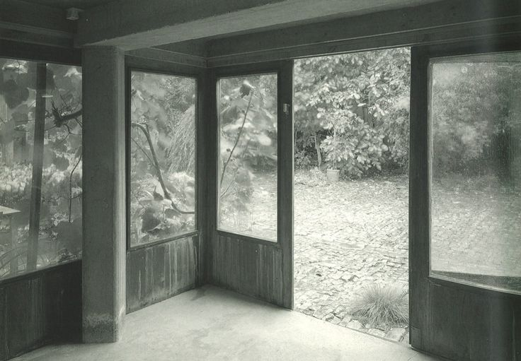analogway: the-past-is-too-small: Alison+Peter Smithson, Upper Lawn Pavillion  that column