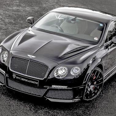 ONYX VX Concept Bentley Continental GT 2013