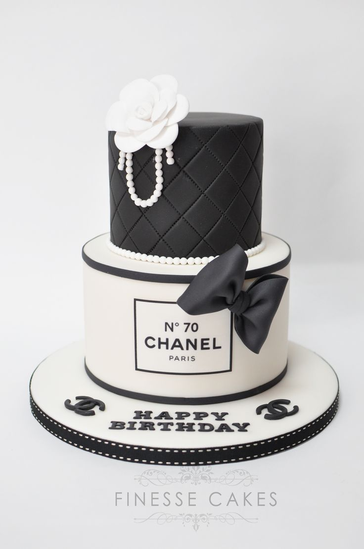 Birthday Cake Pictures Chanel : Best 25+ Chanel birthday cake ideas on Pinterest Chanel ...