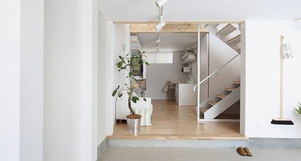 Muji Designs Minimalist House in Tokyo