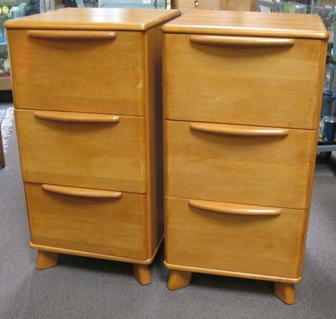 see more heywood wakefield filing cabinets i want so bad