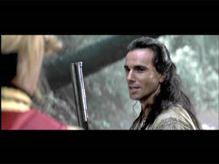 Admirable The Last Of Mohicans Hawkeye Daniel Day Lewis Last Of The Short Hairstyles Gunalazisus