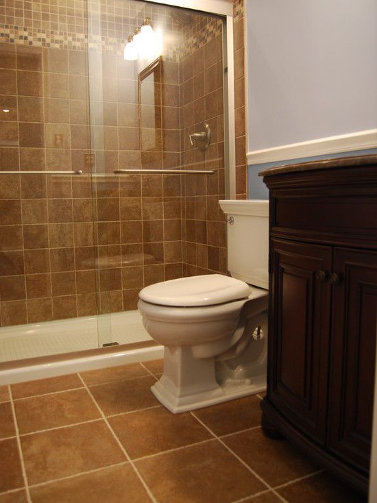 Modern bathroom ideas for guests and master bathroom for Small wc design ideas