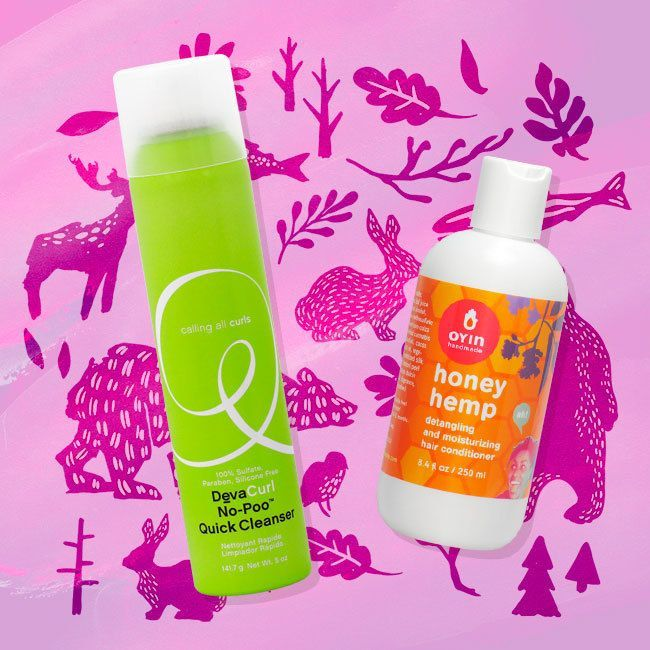 cruelty free curl products