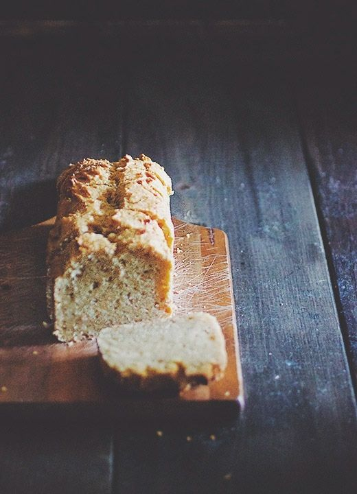 {<3} Sweet Potato Pound Cake