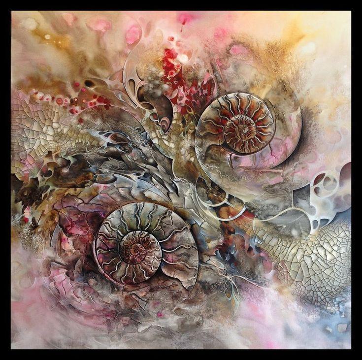 Ammonite (noch in Bearbeitung) von Amytea auf DeviantArt