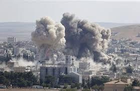 Αποτέλεσμα εικόνας για βομβαρδισμενη πολη