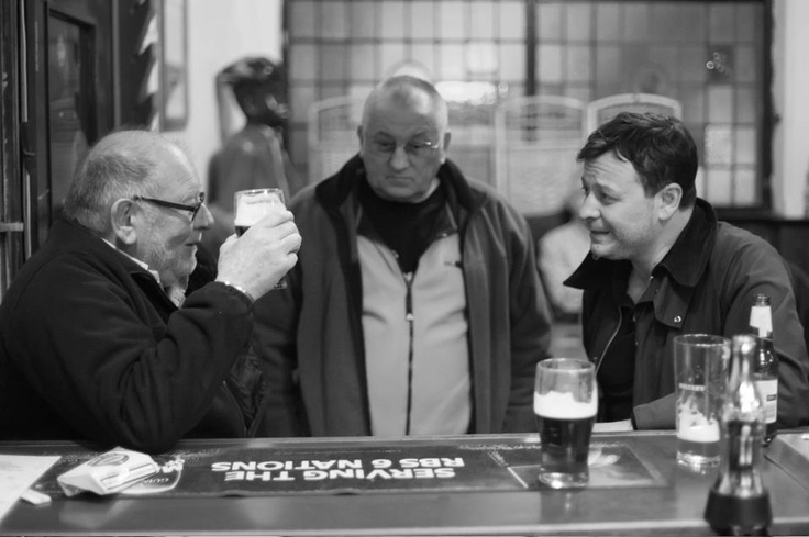 James Dean Bradfield showing support for his local pub, which is facing closure. https://www.facebook.com/groups/8831485923/