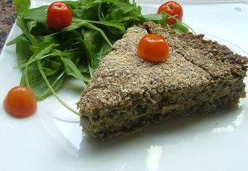 Platos Latinos, Blog de Recetas, Receta de Cocina Tipica, Comida Tipica, Postres Latinos: Budin de Berenjenas - Recetas Saludables - Cocina Vegetariana