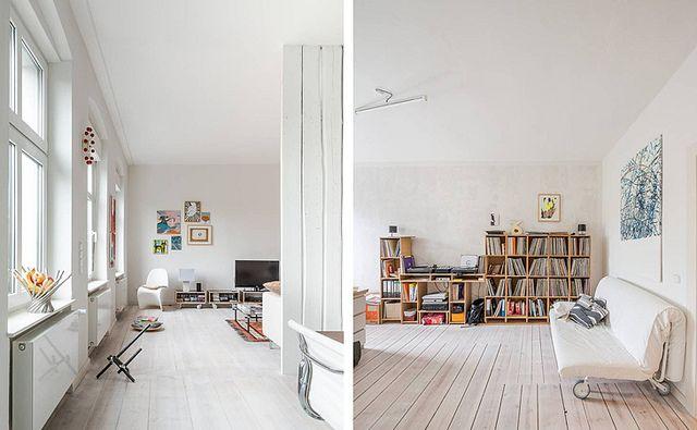 Półki na książki, płyty