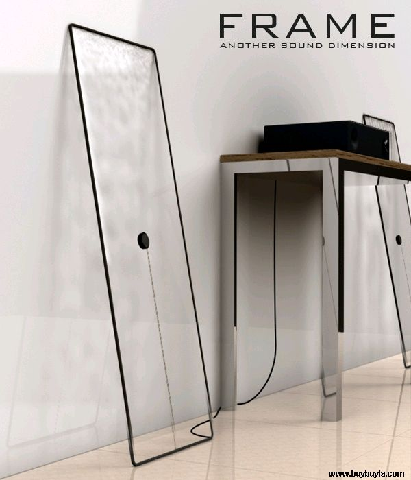 Invisible Speakers by Pierric Orchard