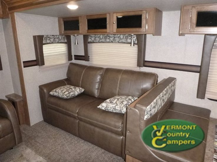 New 2017 Forest River RV Rockwood Ultra Lite 2604WS Travel Trailer at Vermont Country Campers | East Montpelier, VT | #NT7929