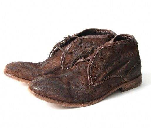 Men's Cruise (Brown) Suede Chukka Boots | H Shoes