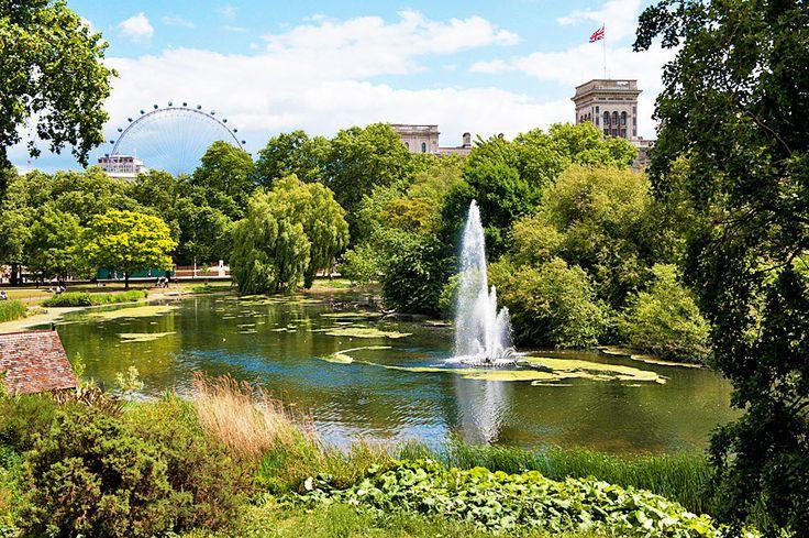 Я обещаю вам сады: английские усадьбы с парками