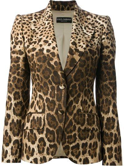 Dolce & Gabbana - Blazer marrom 6
